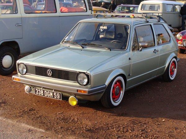 Golf l gdr 2door hatchback the history of cars exotic cars